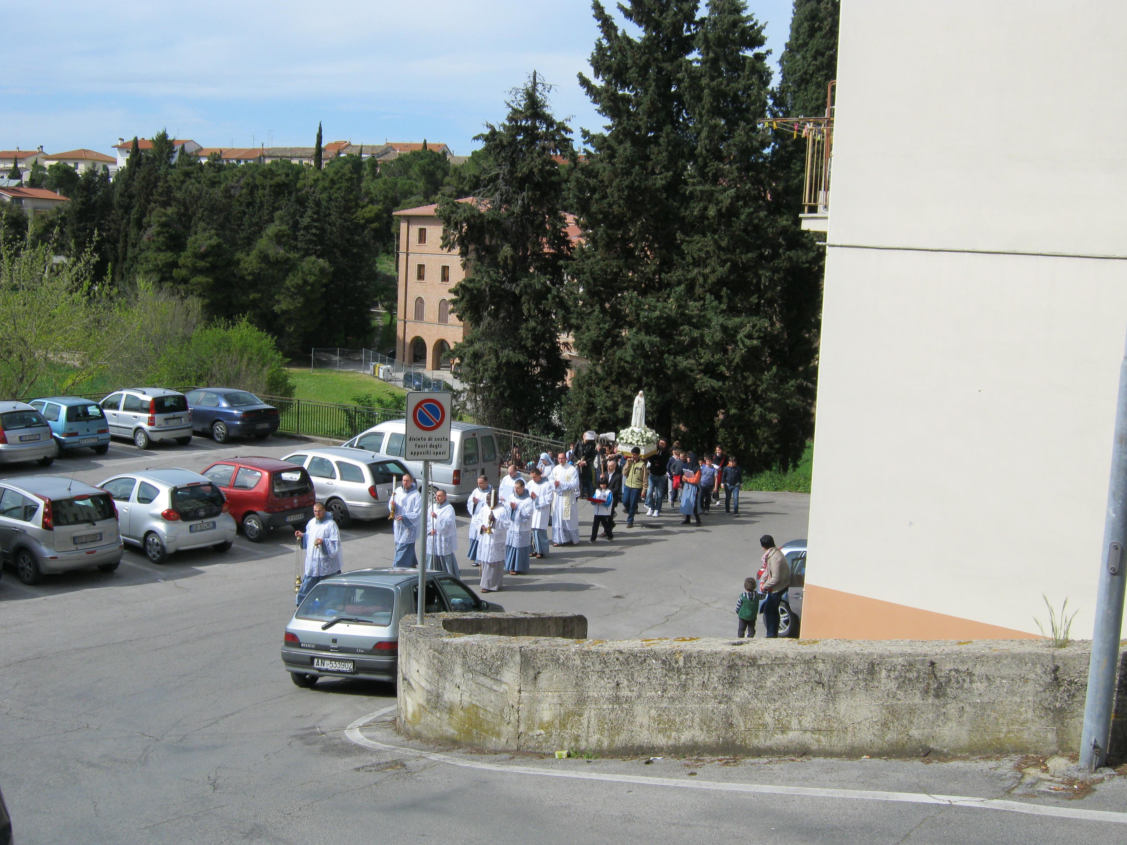 Processione d'entrata
