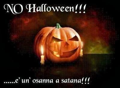 Perche Non Festeggiare Halloween.Halloween No Grazie Sono Cristiano Parrocchia Santa Maria Della