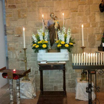 Altarino a San Giuseppe