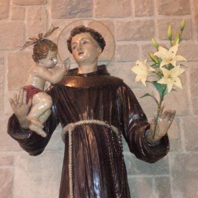 Statua Sant'Antonio da Padava