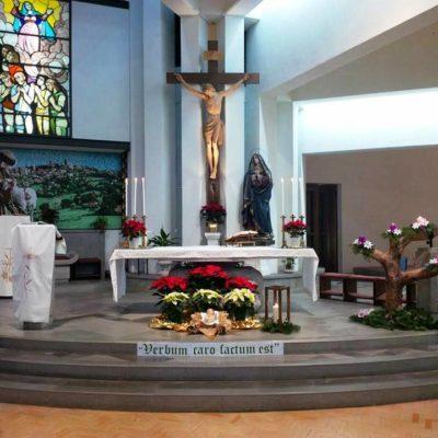 Altare Maggiore Natale 2017