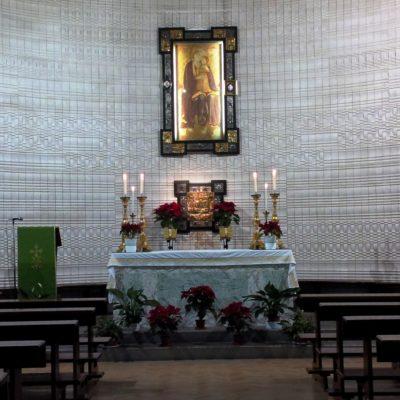 Cappella Madre della Misericordia Inizio Terzo Centenario dell'Erezione a Parrocchia