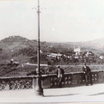 Vista da Piazza Nuova