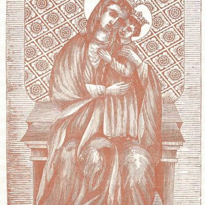 Sancta Maria Mater Misericordiae