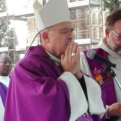 Mons. Angelo Spina, Arcivescovo