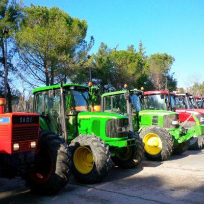 Benedizioni trattori