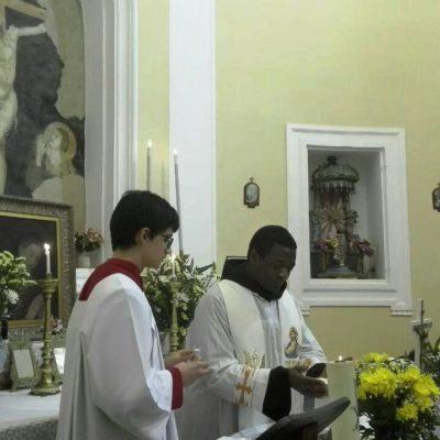 Triduo Inizio Terzo Centenario - S. Messa
