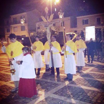Processione Sant'Antonio abate 2017
