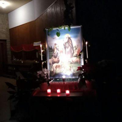 Quadro Sant'Antonio abate